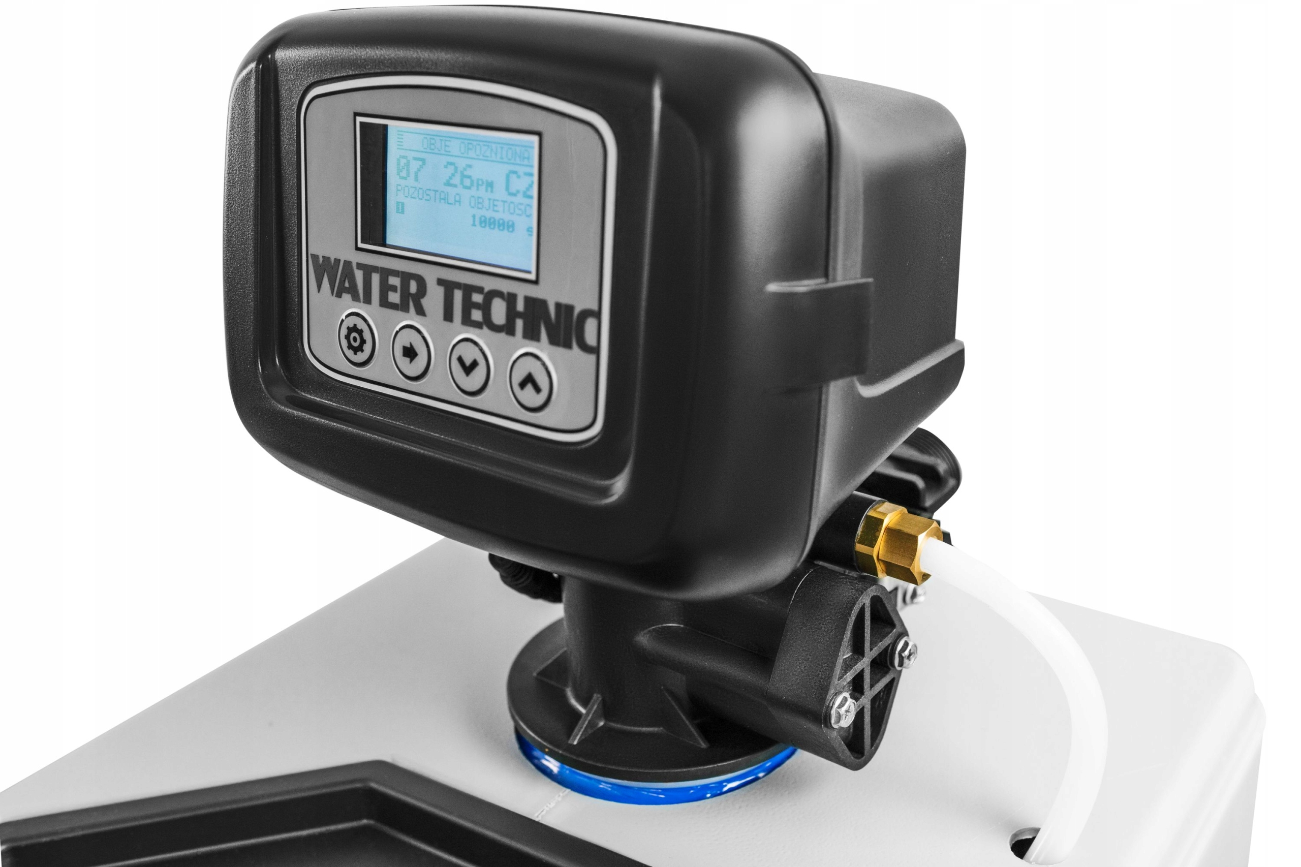 ZMIĘKCZACZ WODY WATER TECHNIC 32 +GENERATOR CHLORU Kod produktu Water Technic 32