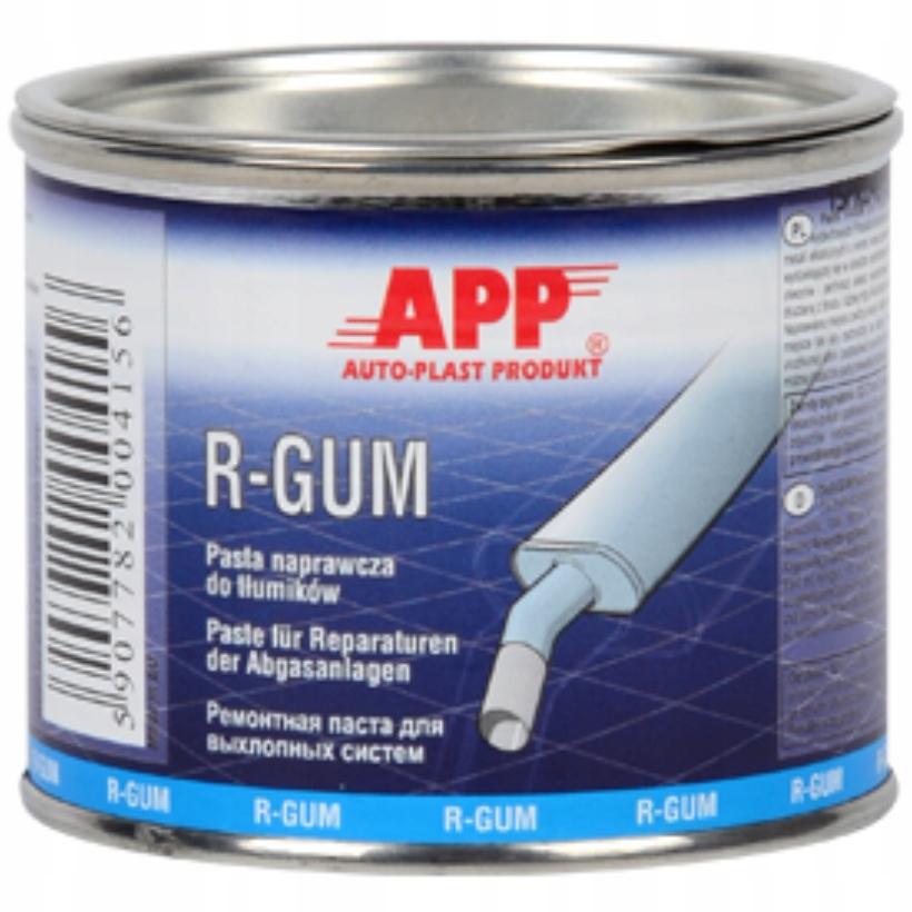 APP R-GUM Паста для Быстрого Ремонта Глушителей 200г