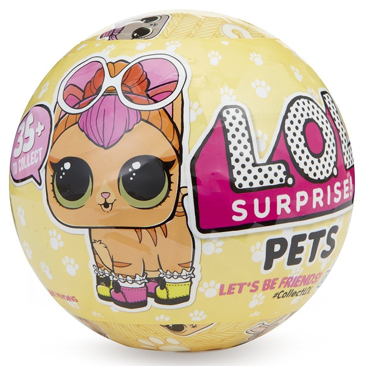 L.O.L. SURPRISE PETS SERIES 3 LOL ANIMALS sphere