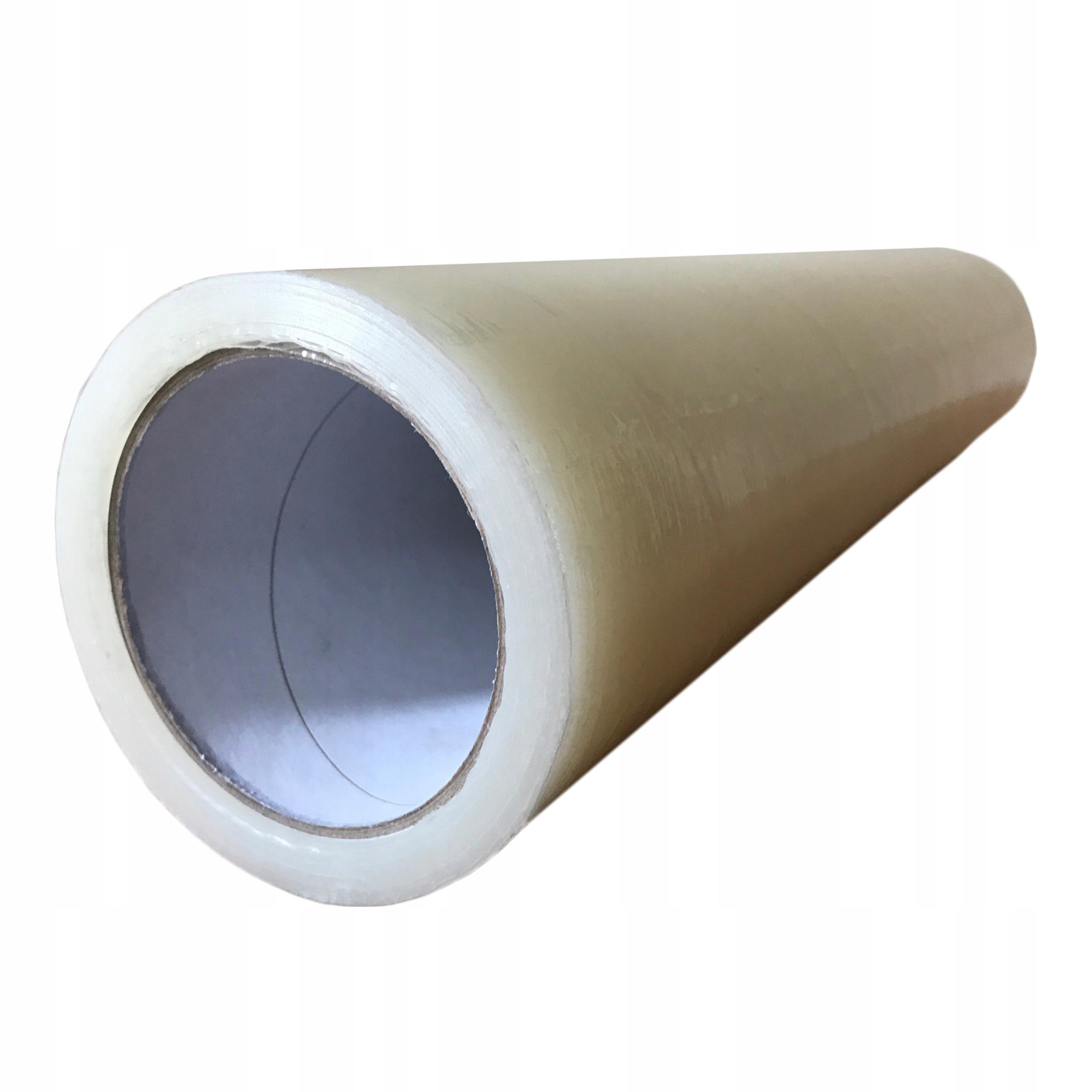 Самоклеющаяся прозрачная пленка 50 смх110мб