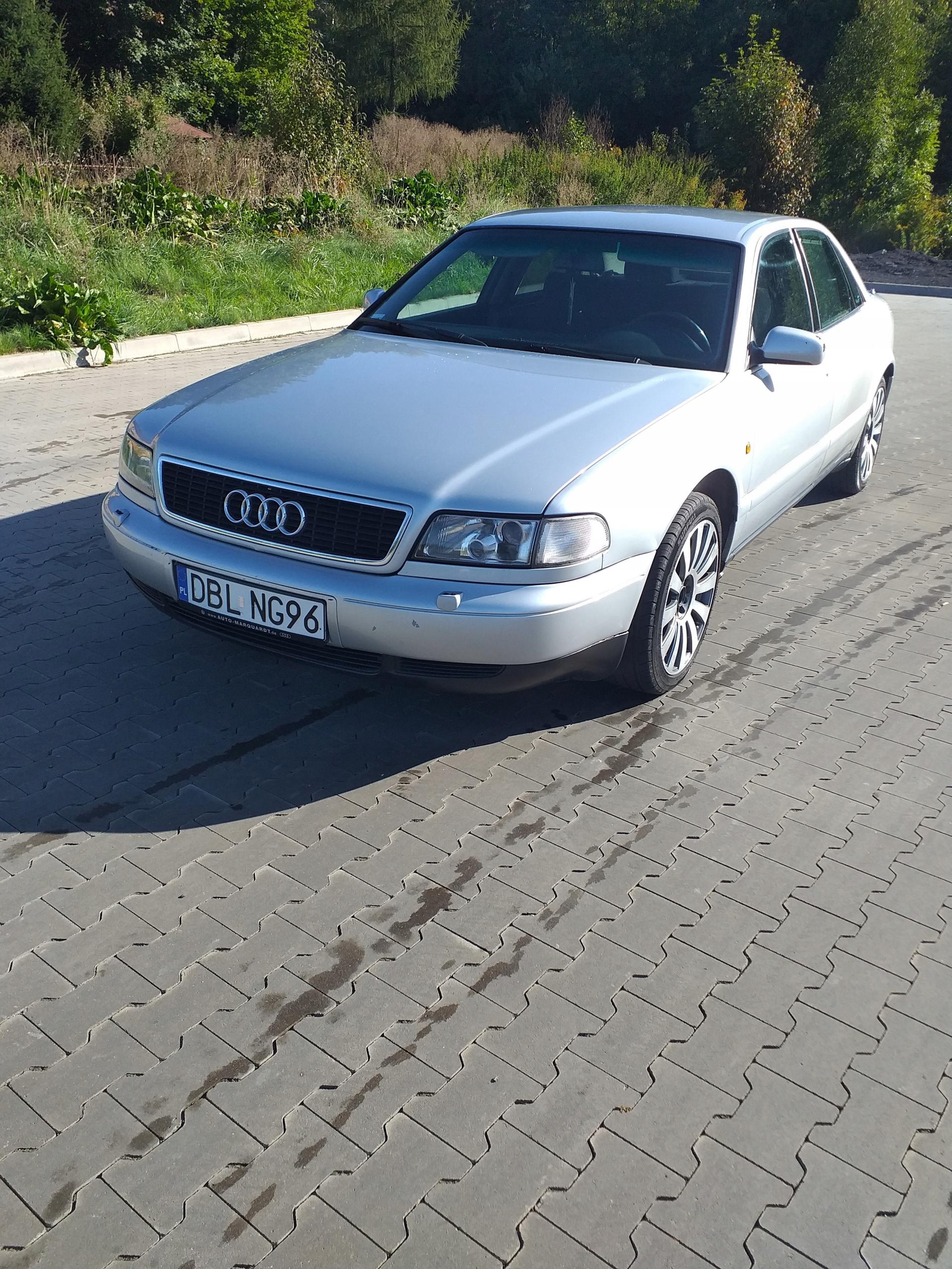 AUDI A8 2 5 Tdi V6 98r Zl...