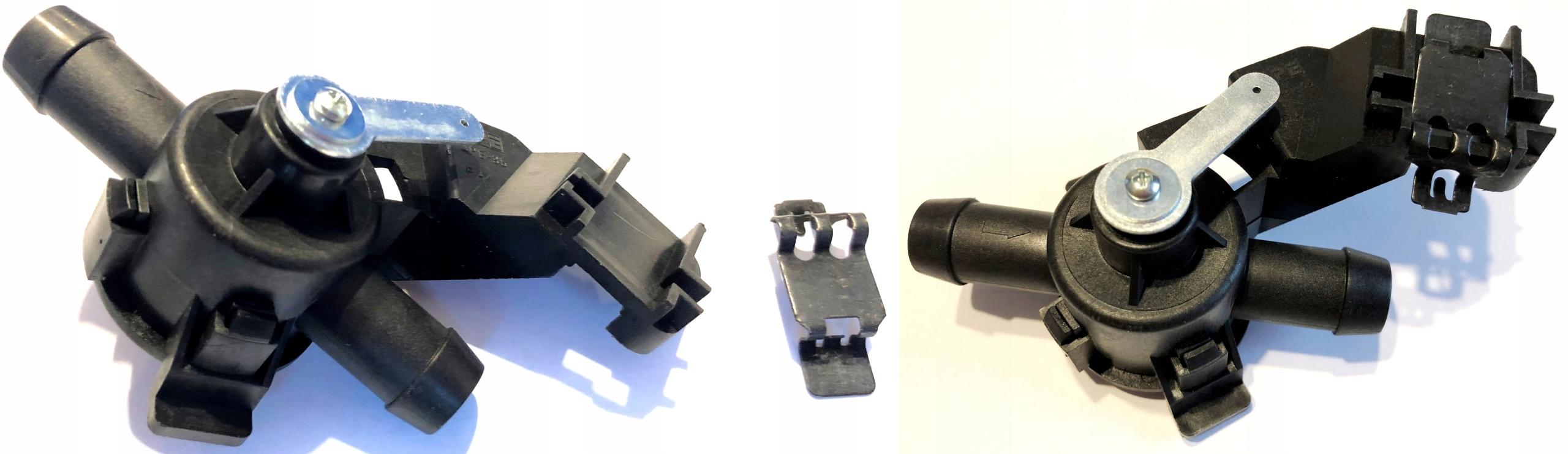 клапан нагревателя fso полонез каро + застежка новый