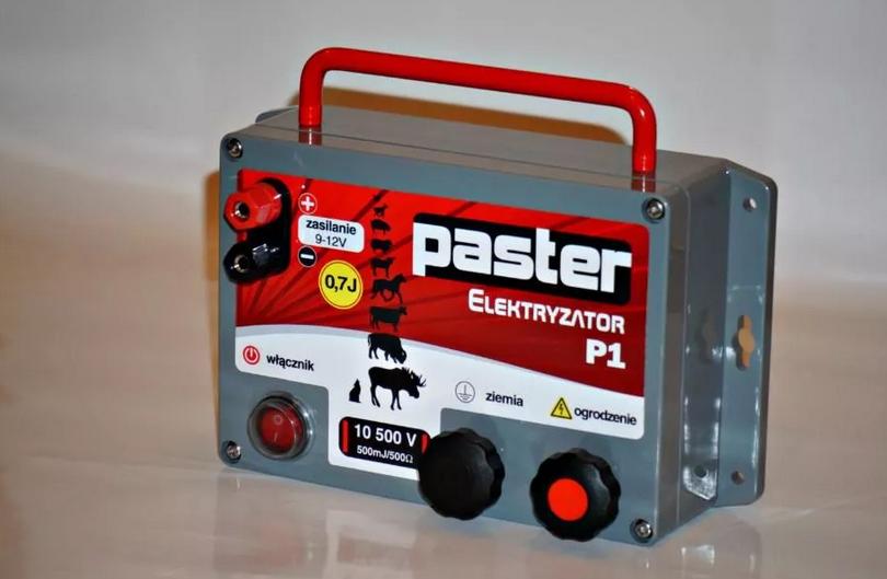 Elektryzator, pastier PASTEUR P1