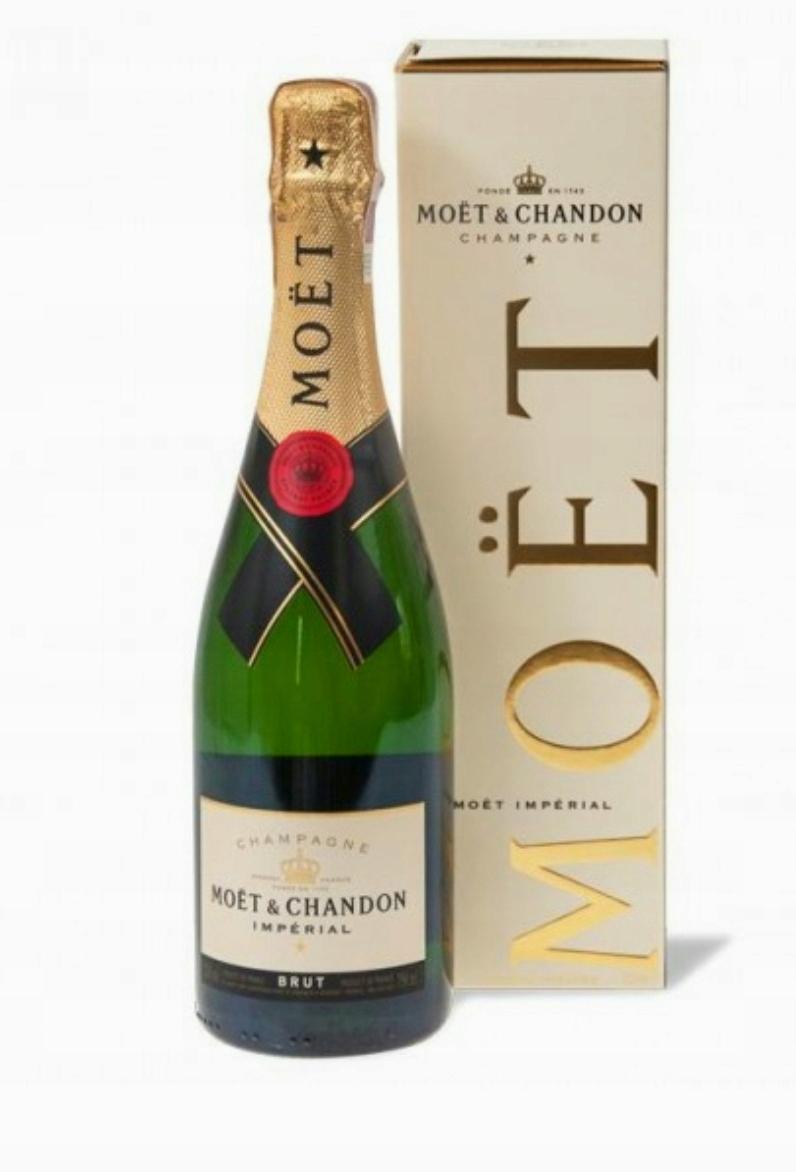 Šampanské MOET & CHANDON brut imperial!Pôvodný