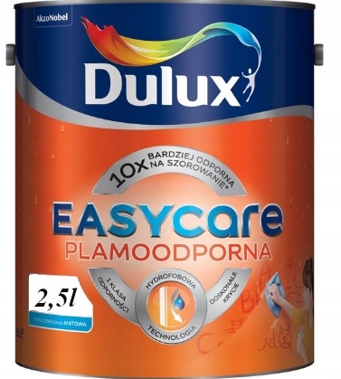 Dulux EasyCare FARBA 2.5 L Vintage béžová