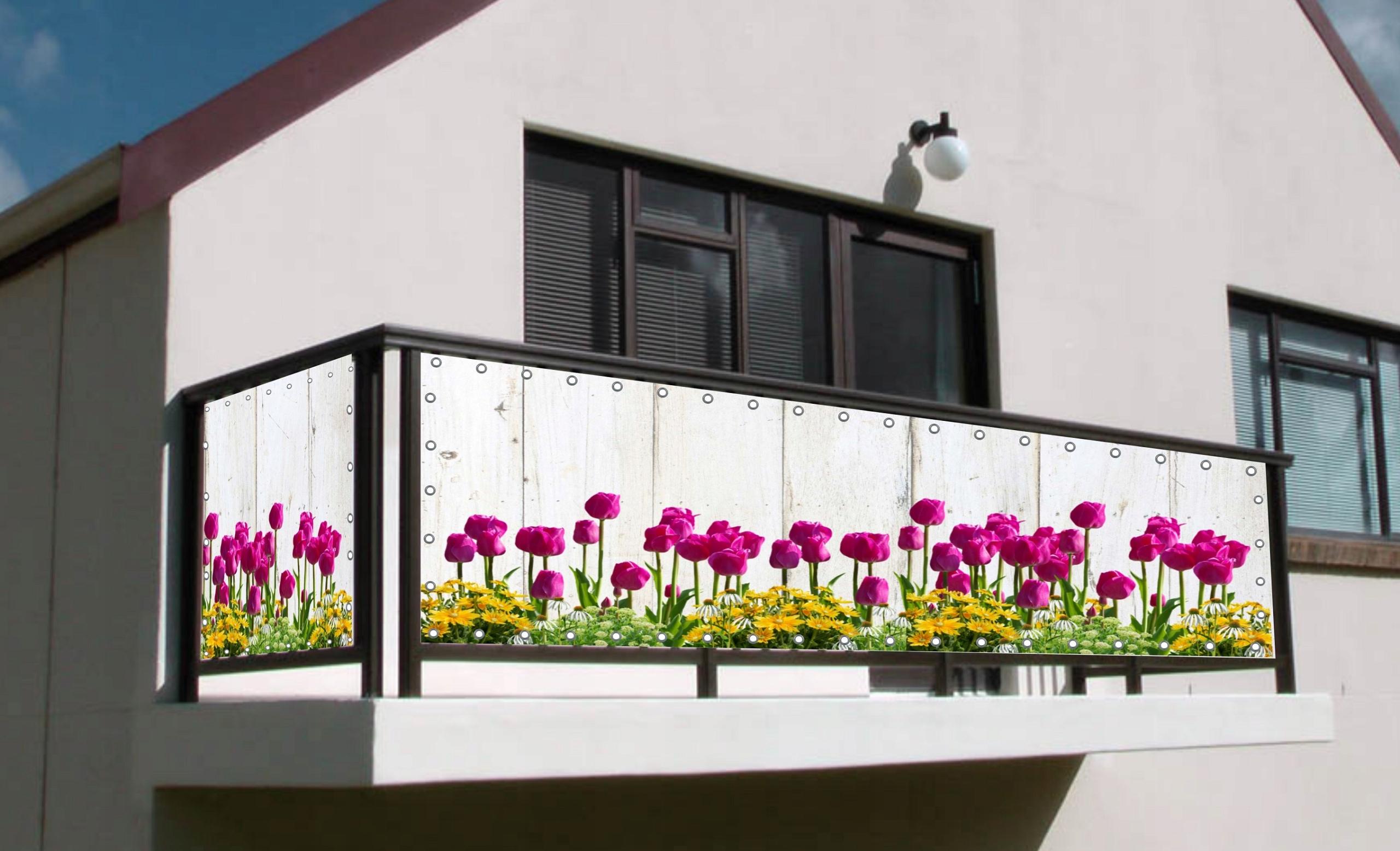 Купить ПЫЛЬНИК BALKONOWA коврик на балкон сетку цветы на Otpravka - цены и фото - доставка из Польши и стран Европы в Украину.