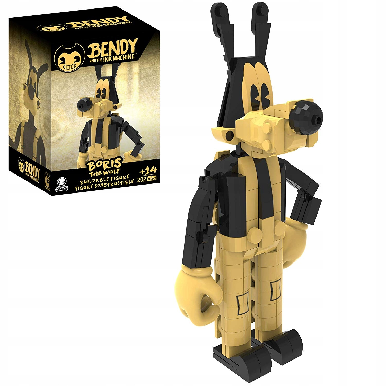Bendy a atramentový stroj Klocki Action Figur roblox