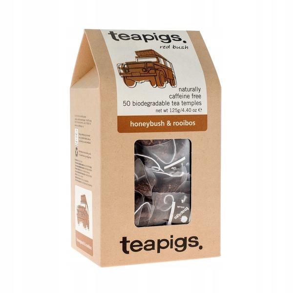 Teapigs čaj MEDOM a ROOIBOS 50 piramidek