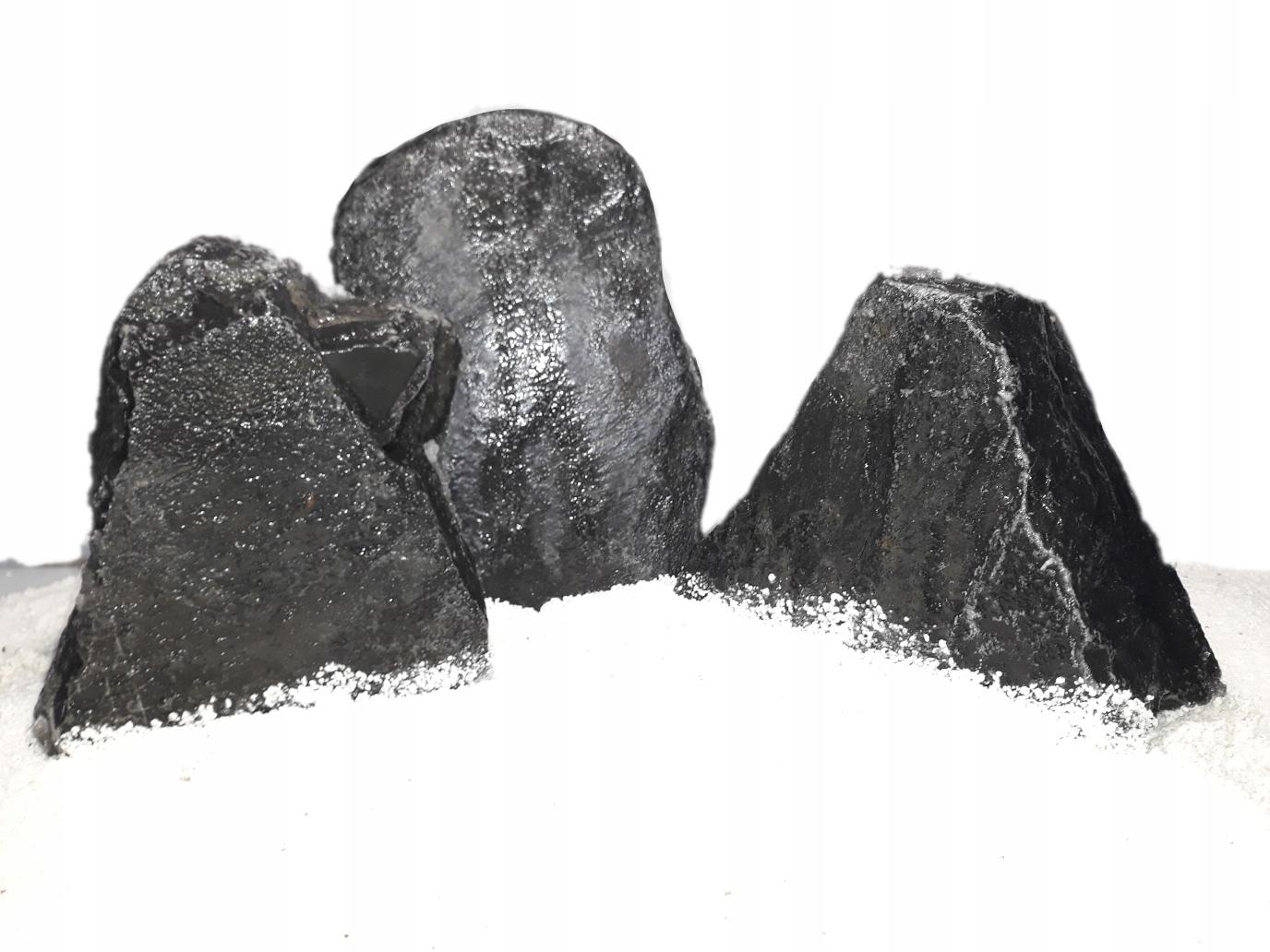 NERO ČIERNA BRIDLICA KAMEŇ AKVÁRIUM JASKÝŇ, 15 kg