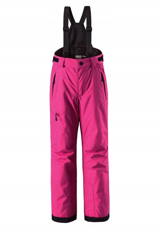 Reima lyžiarske nohavice ruží. 140