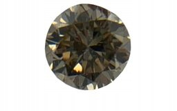 Купить Алмаз КОРИЧНЕВЫЙ 3,9 мм SI на Otpravka - цены и фото - доставка из Польши и стран Европы в Украину.