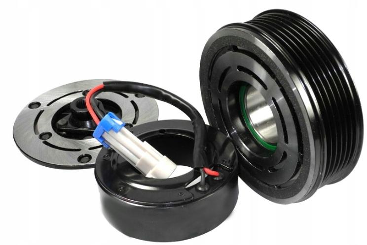 opel astra g муфта компрессоры кондиционирования воздуха