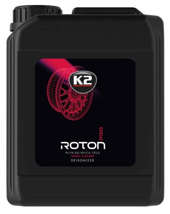 K2 ROTON PRO Кровавая колесо гель мойка, чистка, 5Л