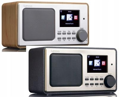 Radio Internetowe Lenco DIR 100 WIFI USB AUX RDS