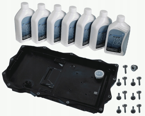 bmw комплект к обмен масла w коробки 8hp45 8hp70