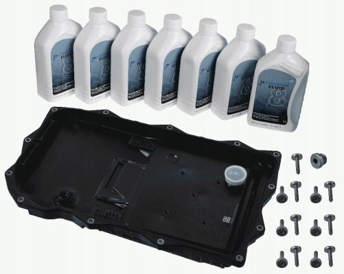 zf масло lifeguard жидкость 8hp чаша Болты bmw комплект