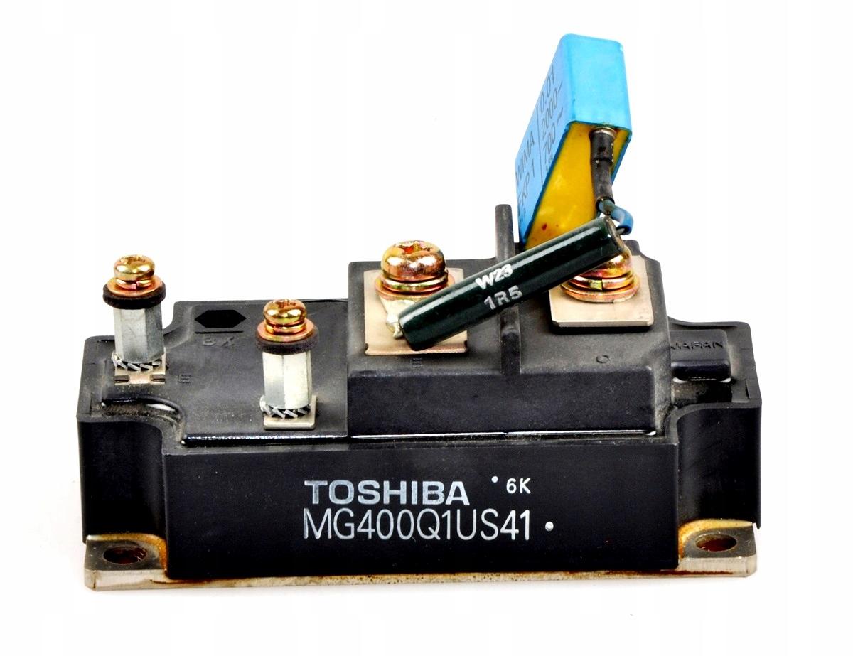 Rýchly tranzistor IGBT MG400Q1US41 1,2KV 400A