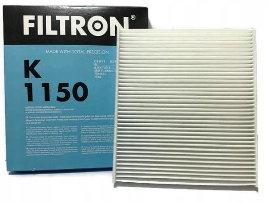 filtron фильтр кабины ford volvo k1150