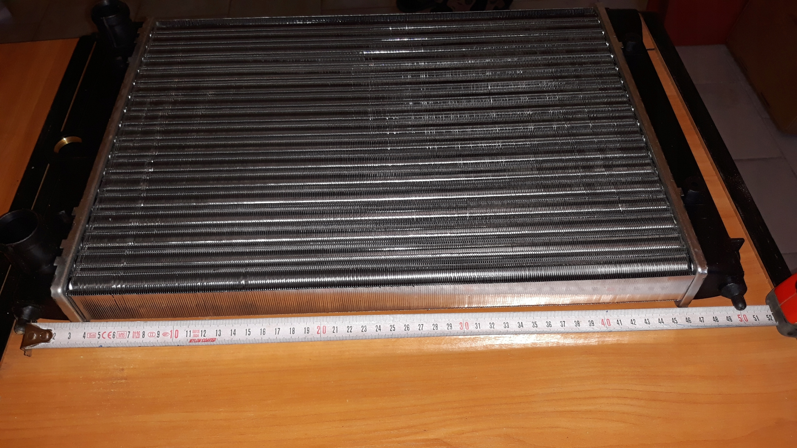 радиатор двигателя volkswagen