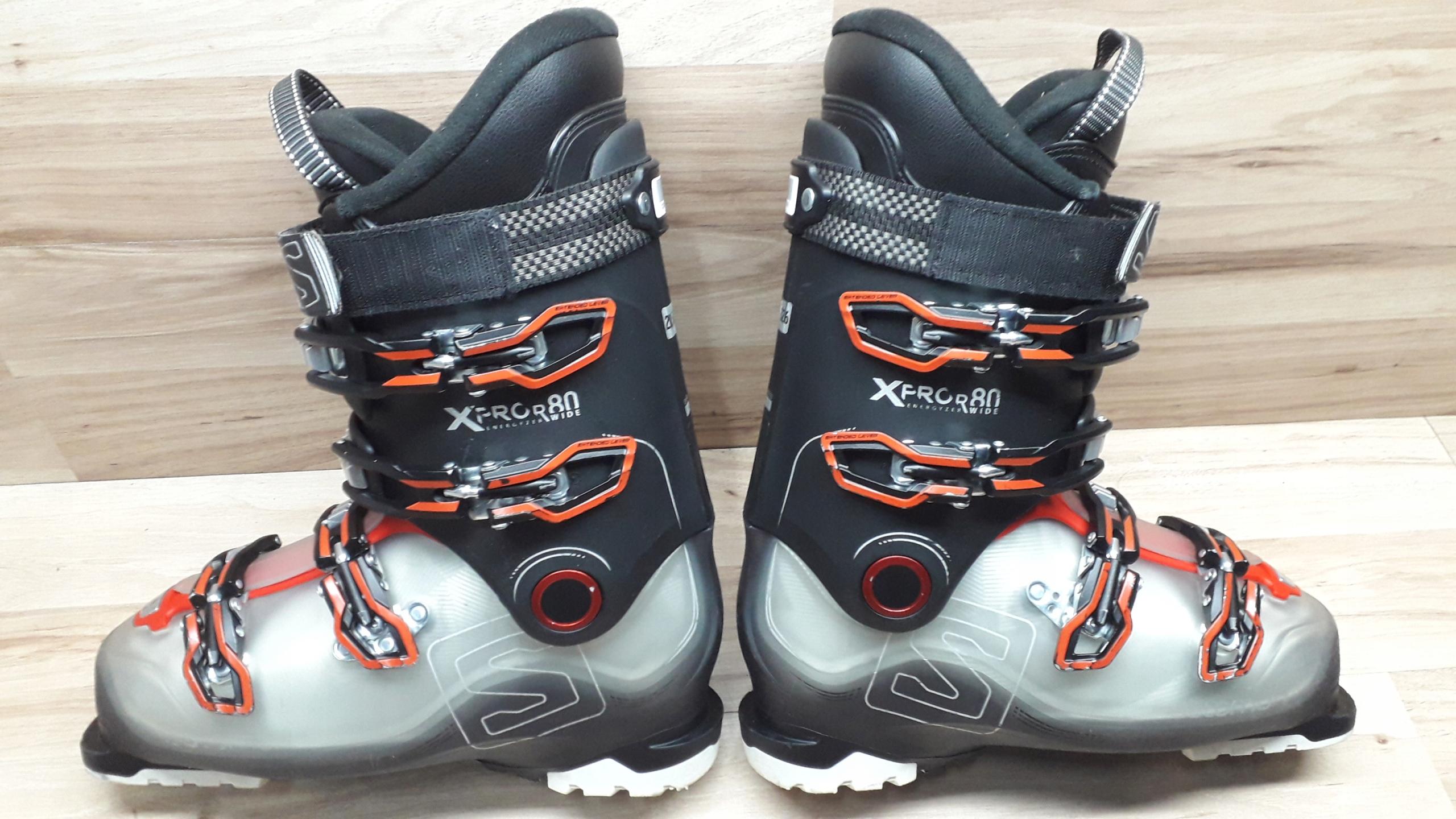 NOWE Buty narciarskie Salomon X Pro R80 W Wide Poznań