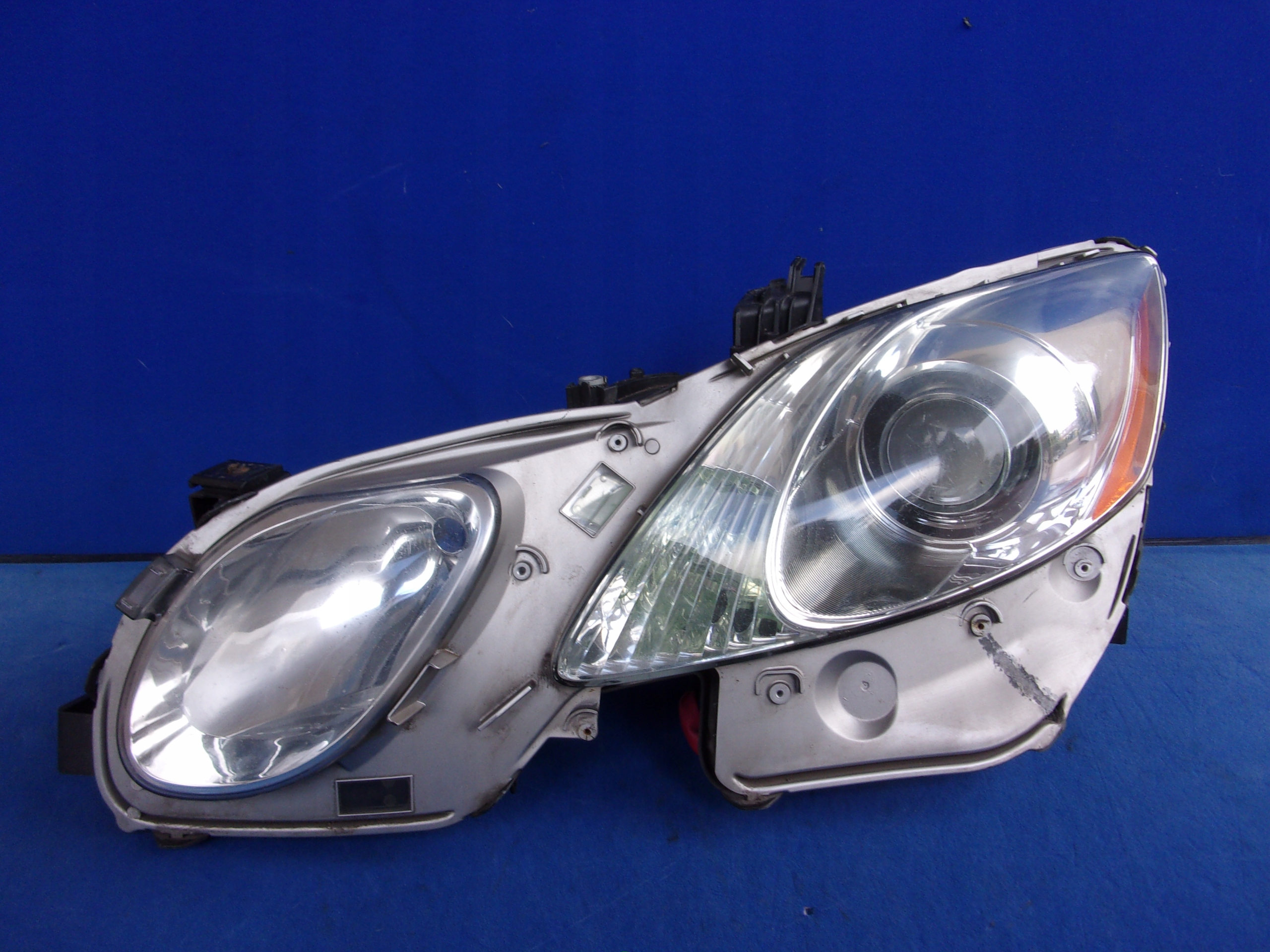 lexus gs300 450 2005-2011 05 ксенон фары лампа