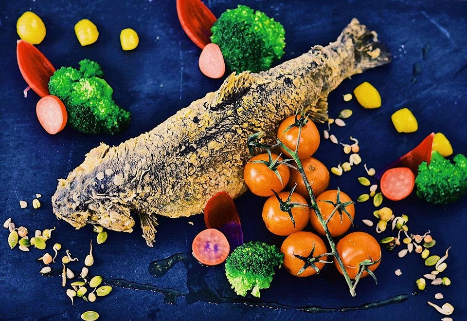 ХЛЕБ 3 КГ идеально подходит к мясу, рыбе, овощам и фруктам
