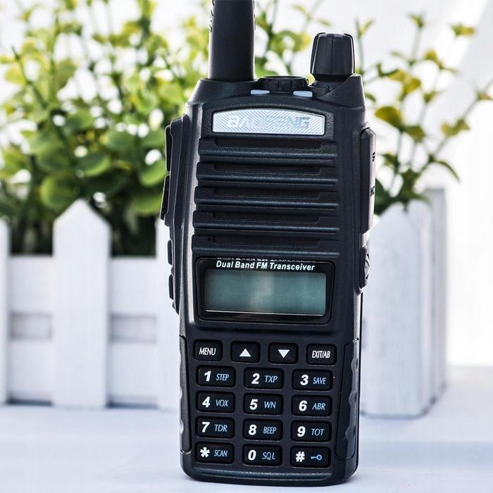 Купить Baofeng UV-82 HT 8W Radio SKANER POLICJA POGOTOWIE на Otpravka - цены и фото - доставка из Польши и стран Европы в Украину.