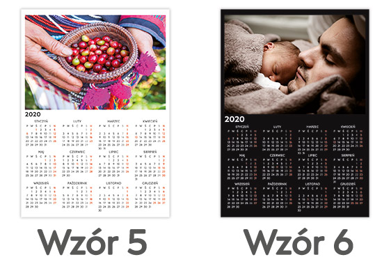 Настенный календарь А1 с Вашей фотографией