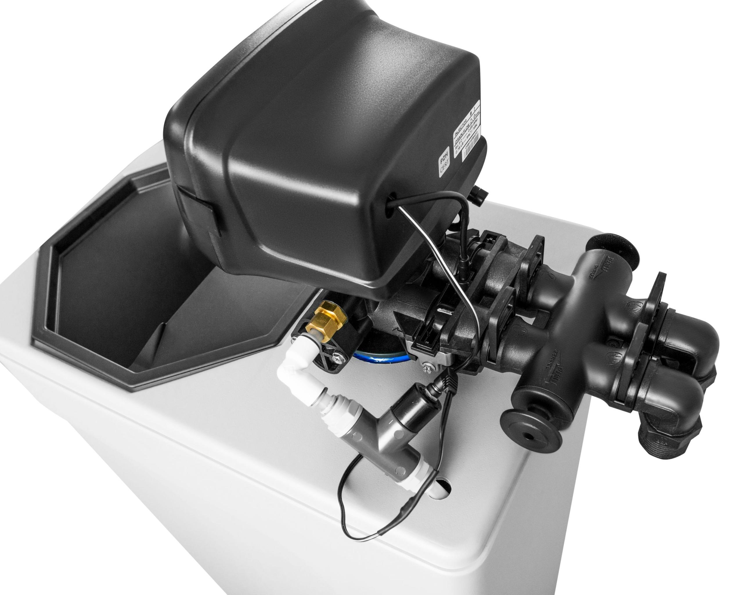Adapter chlorujący złoże Zmiękczacze Water Technic Rodzaj inny