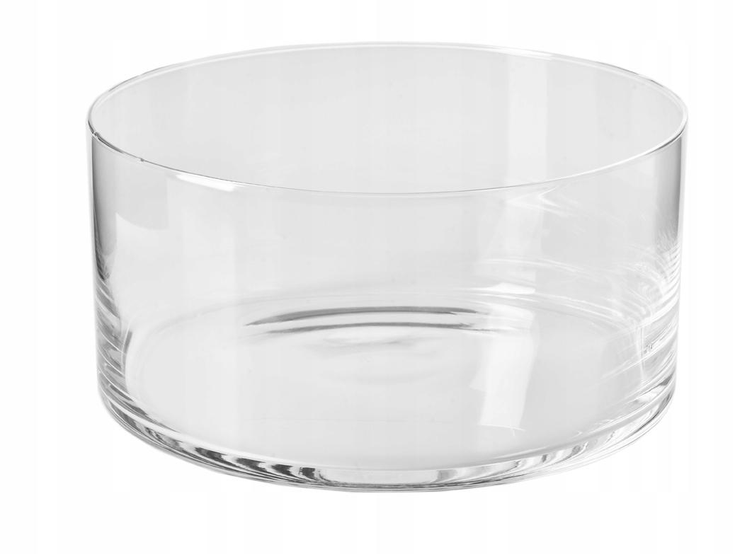 простая салатница Servo Line  24см стеклянная