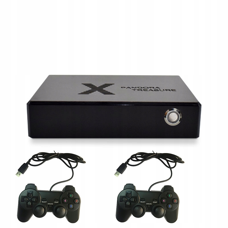 Pandora Treasure Arcade 3D konzoly pre televízne hry KOF