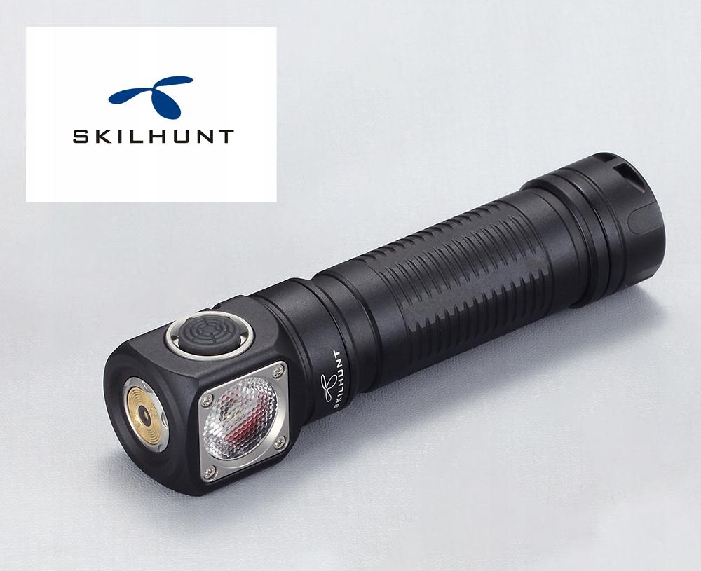 LATARKA CZOŁOWA LED SKILHUNT H04 RC XM-L2 U4 1200L Model H04