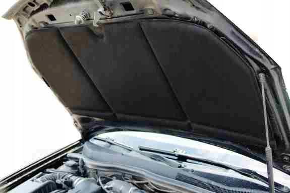 stp hs коврик wygŁuszajĄca изоляция маски двигателя