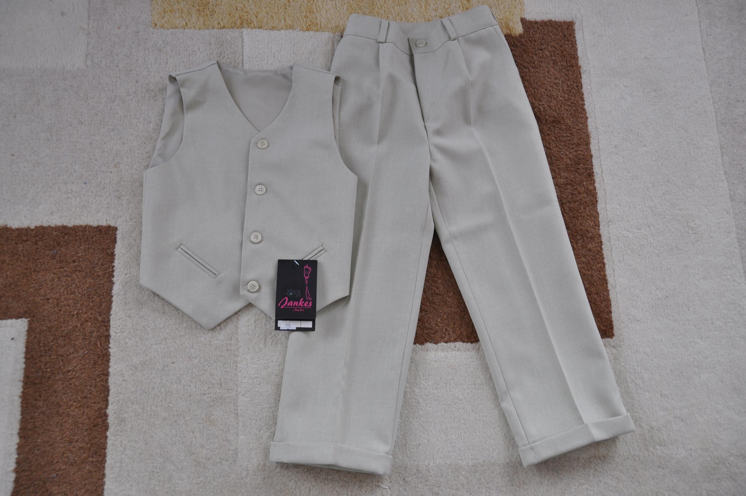 Kostým chlapci vesta nohavice YANKEES 110