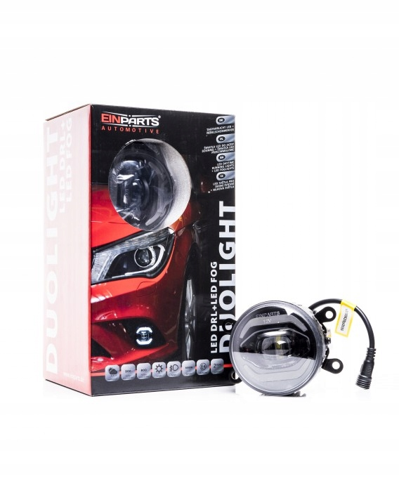 Света drl duolight led double action dl38