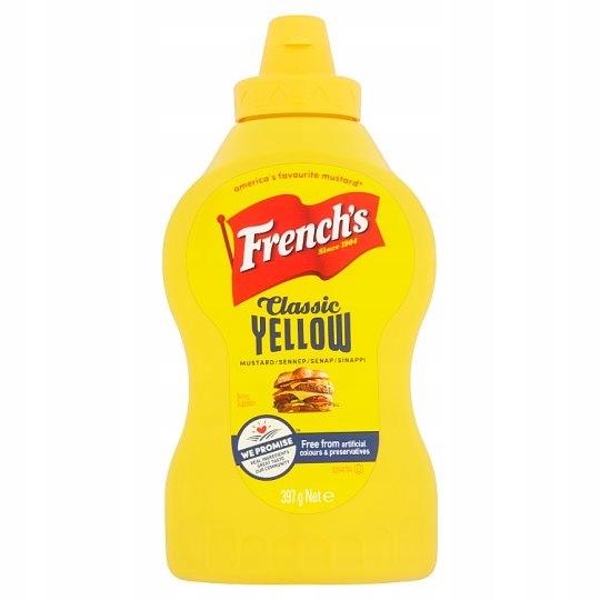 Купить FRENCHS желтый АМЕРИКАНСКАЯ ГОРЧИЦА 397G ВЕЛИКОБРИТАНИИ на Eurozakup - цены и фото - доставка из Польши и стран Европы в Украину.