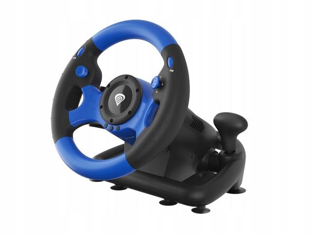 Руль для ПК PS4 XOne вибрационные шестерни педали Код производителя NGK-1566