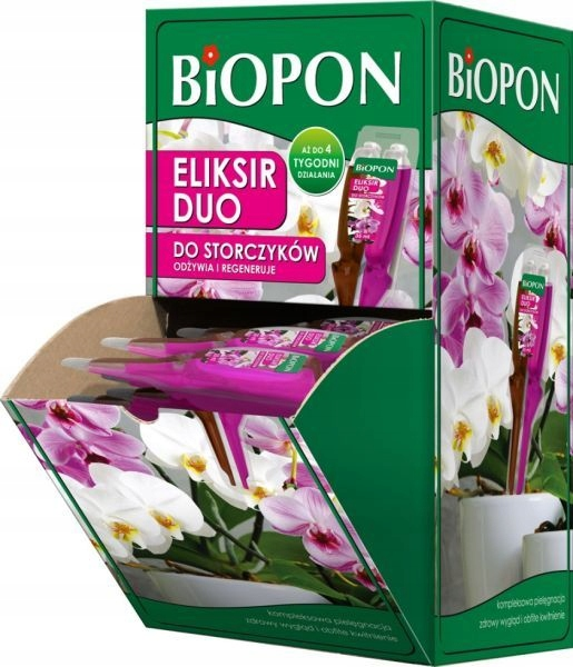 ELIKSIR DUO do STORCZYKÓW 32x35 ml+4 GRATIS BIOPON