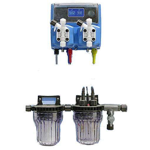 Automatická čistenie vody WDPHRH MALÉ
