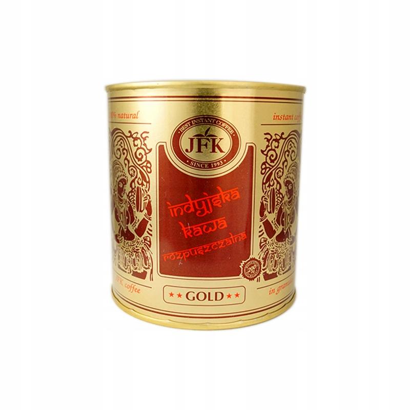 JFK Instantná Káva **ZLATO** granulovaný 12 x 200 g