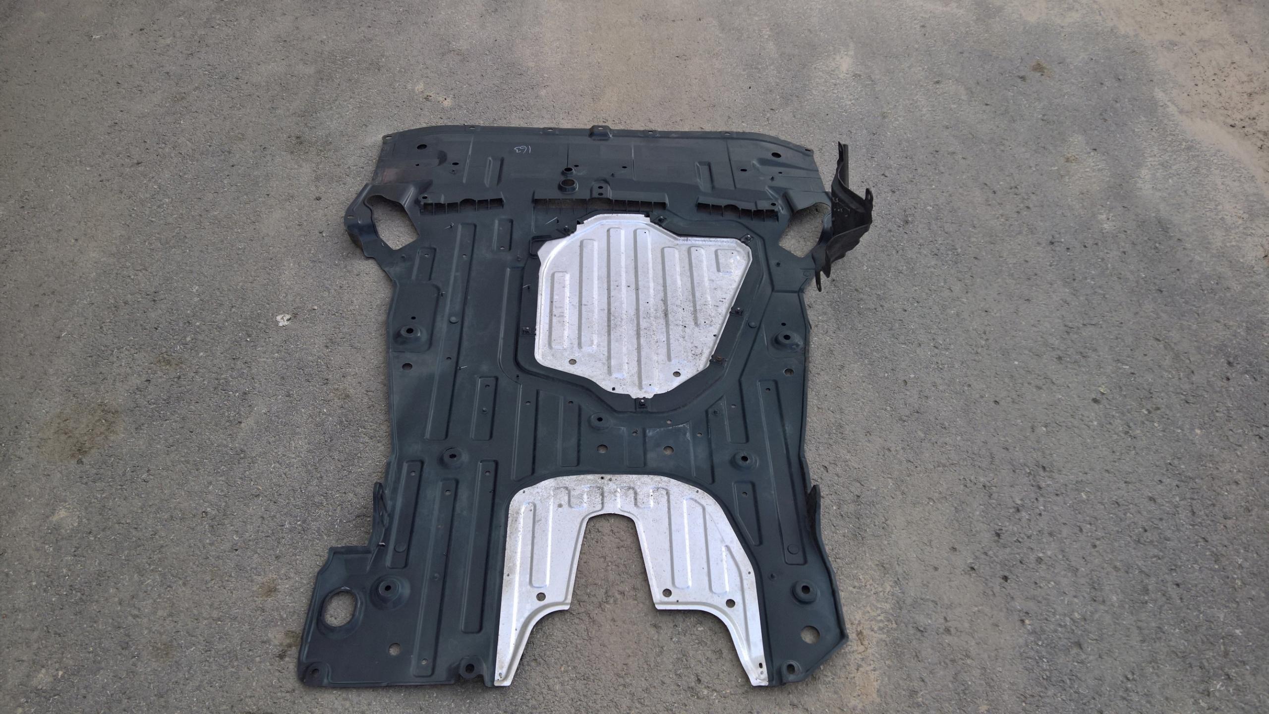 крышка под двигатель плита honda civic ix 5d 12-17