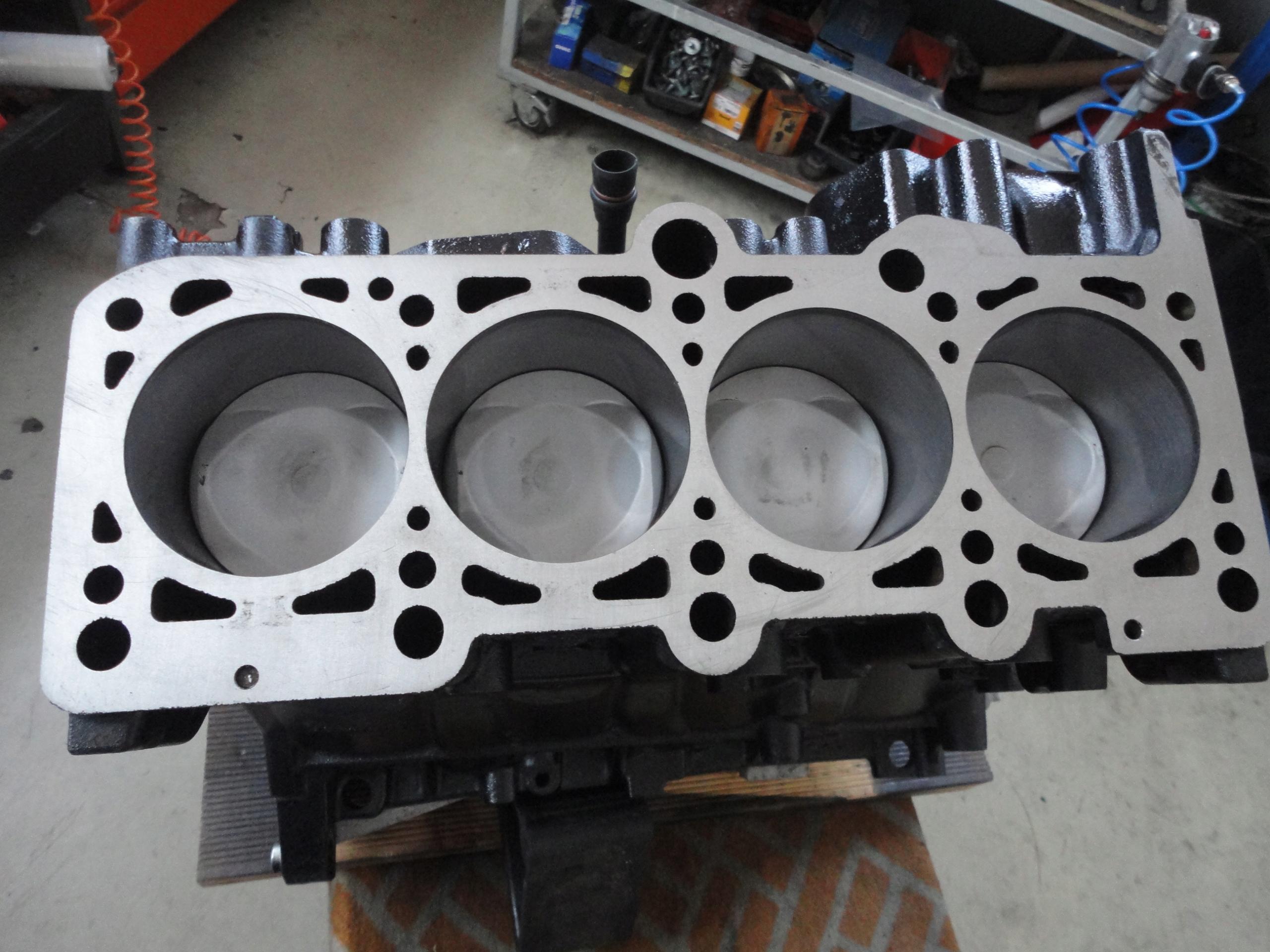 блок двигателя регенерация audi vw seat 20 tfsi
