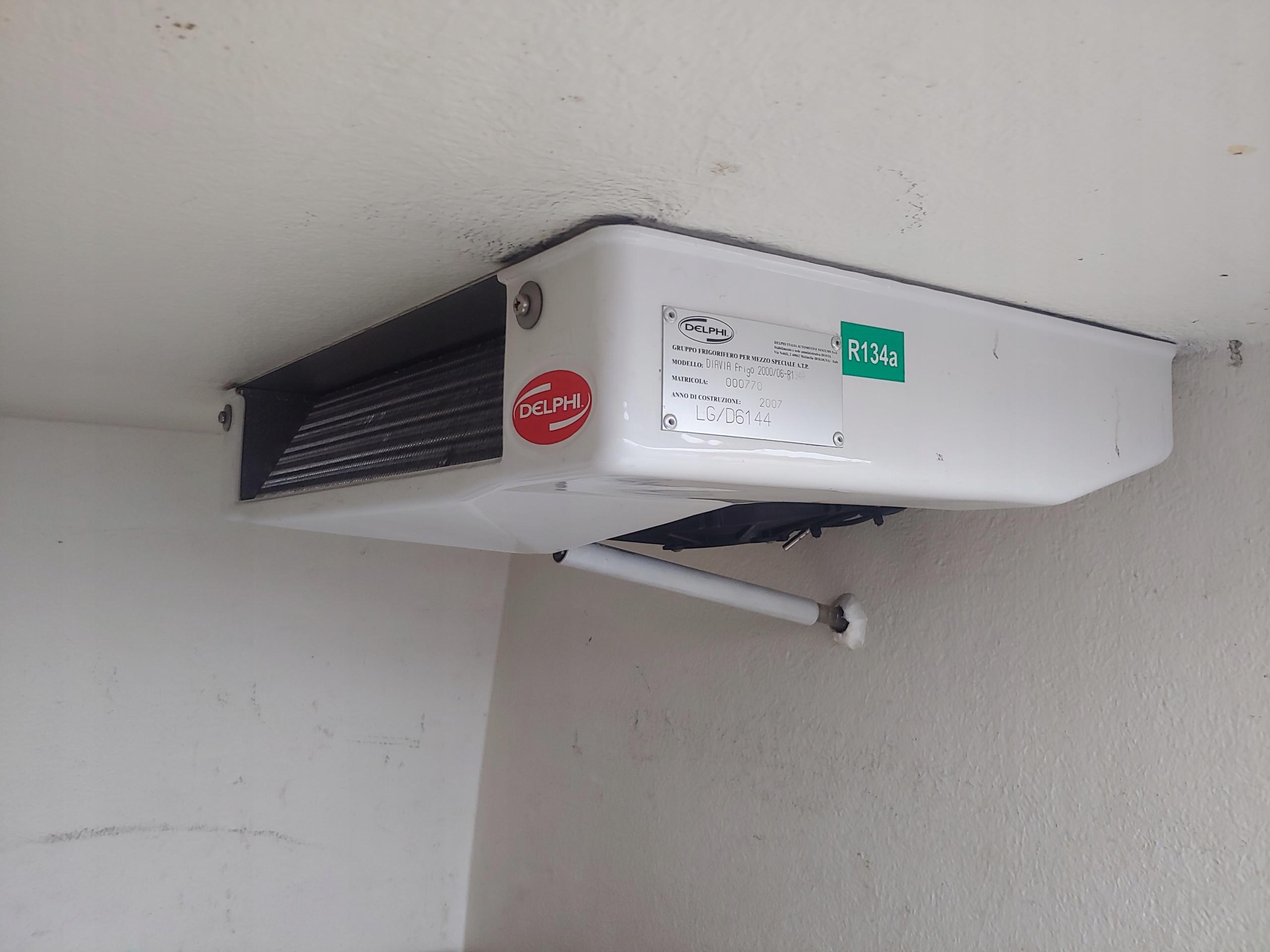 приводимый в действие для радиаторов diavia фриго 2000 вито