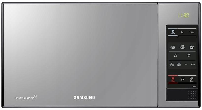Микроволновая печь Samsung ME83X 23L T. D. S 800 ВТ AutoCook