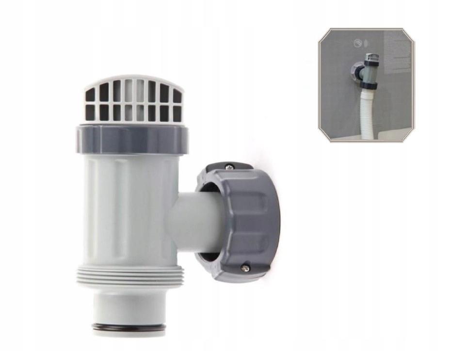 Клапан 38 мм для бассейнов 10747 Intex