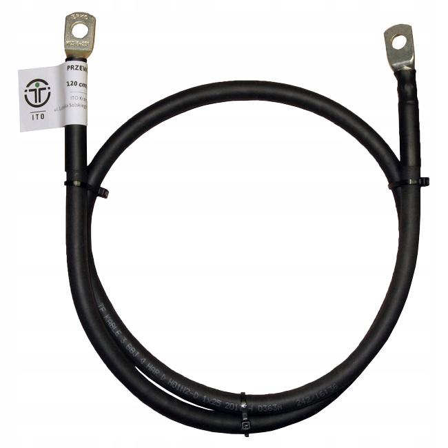 ито | кабель  кабель массовый 25 mm2 | 120 см