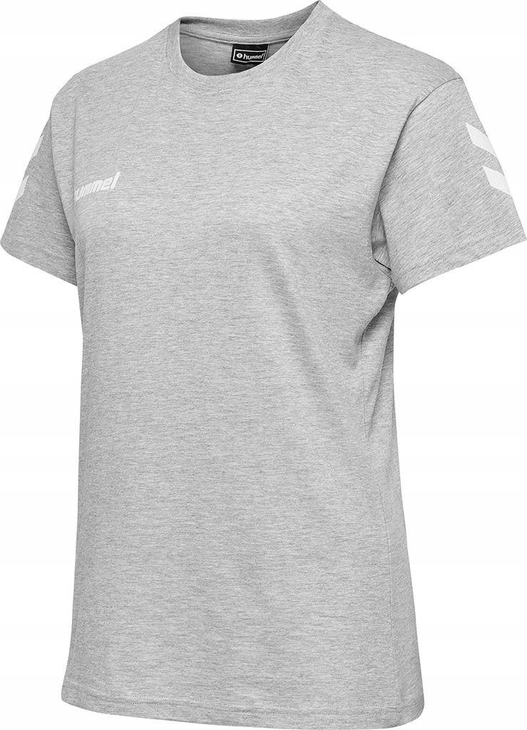Dámske bavlnené Hummel GO Cottové tričko, ROZ. L
