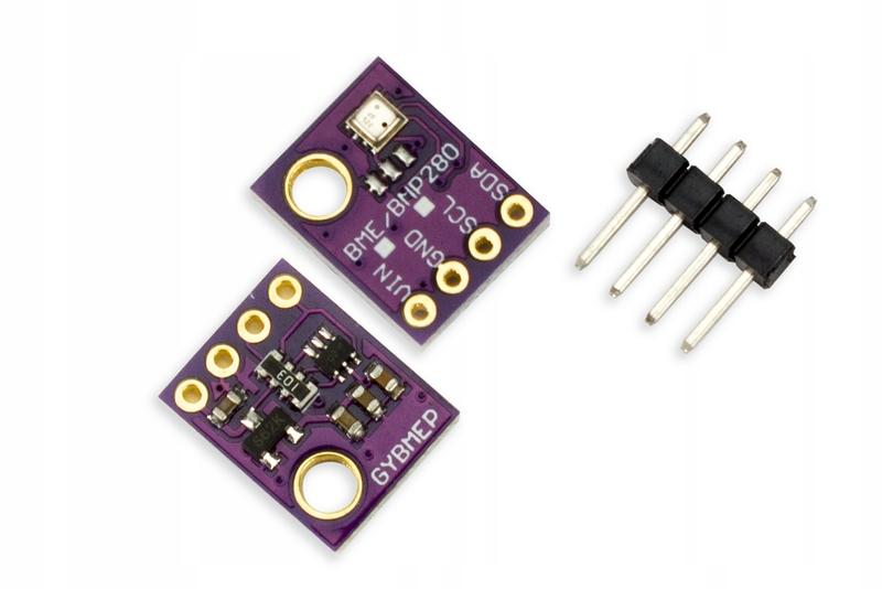 BME280 czujnik temperatury, wilgotności, ciśnienia