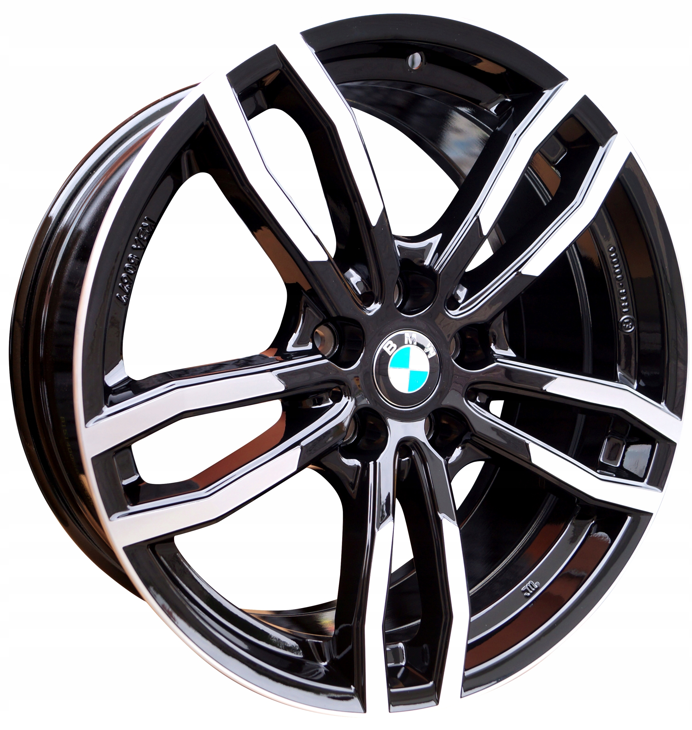 FELGI 18'' 5x120 BMW 3 4 5 X3 F10 F25 F30 GERMANY