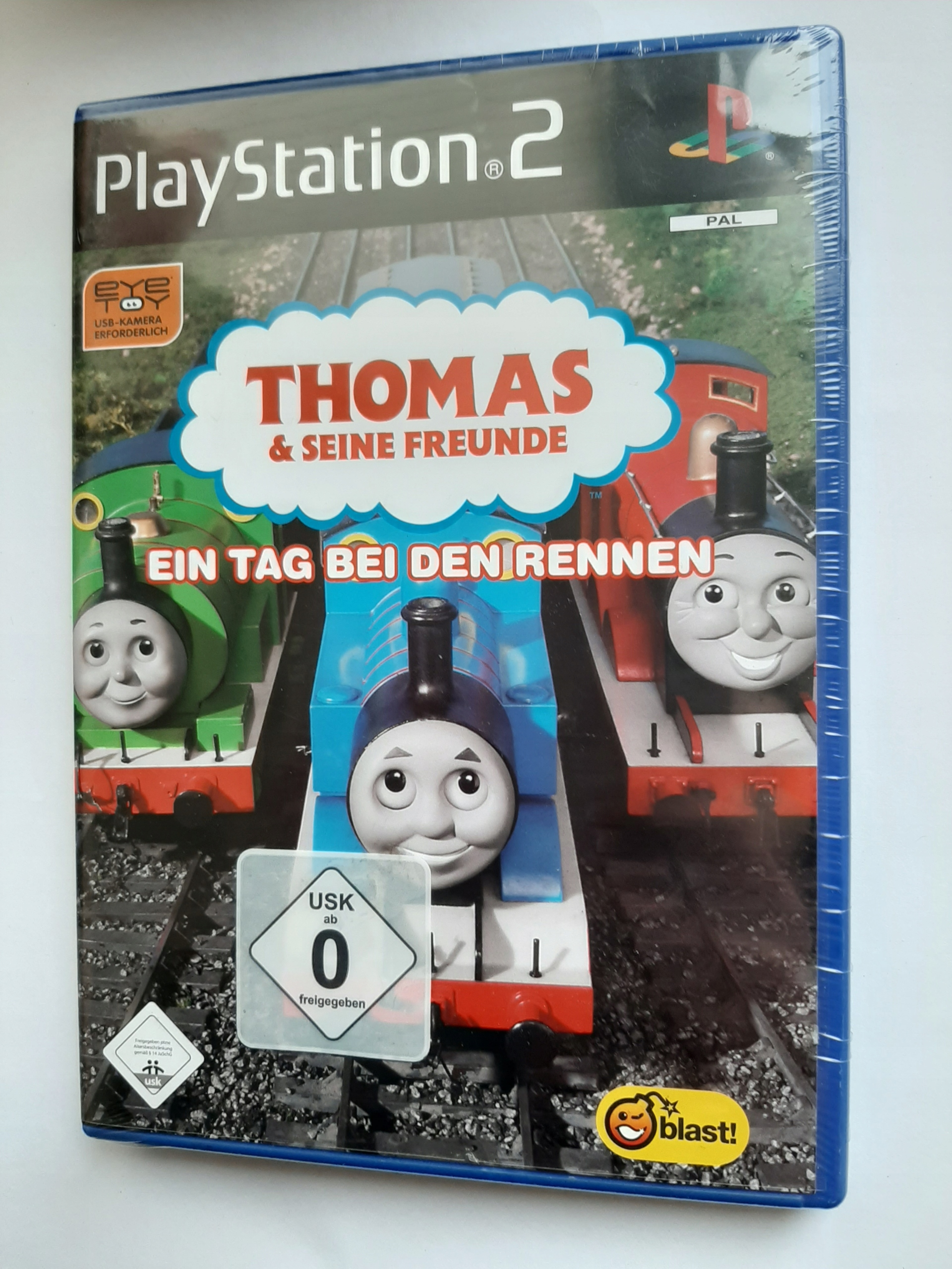 * Thomas & Seine Freunde, PlayStation 2